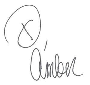 xoAmber_signature
