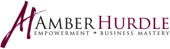 Amber Hurdle Empowerment and Business Mastery