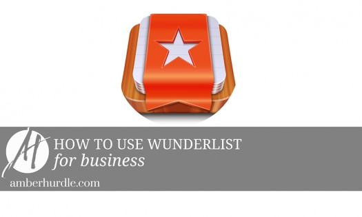How to use wunderlist for business