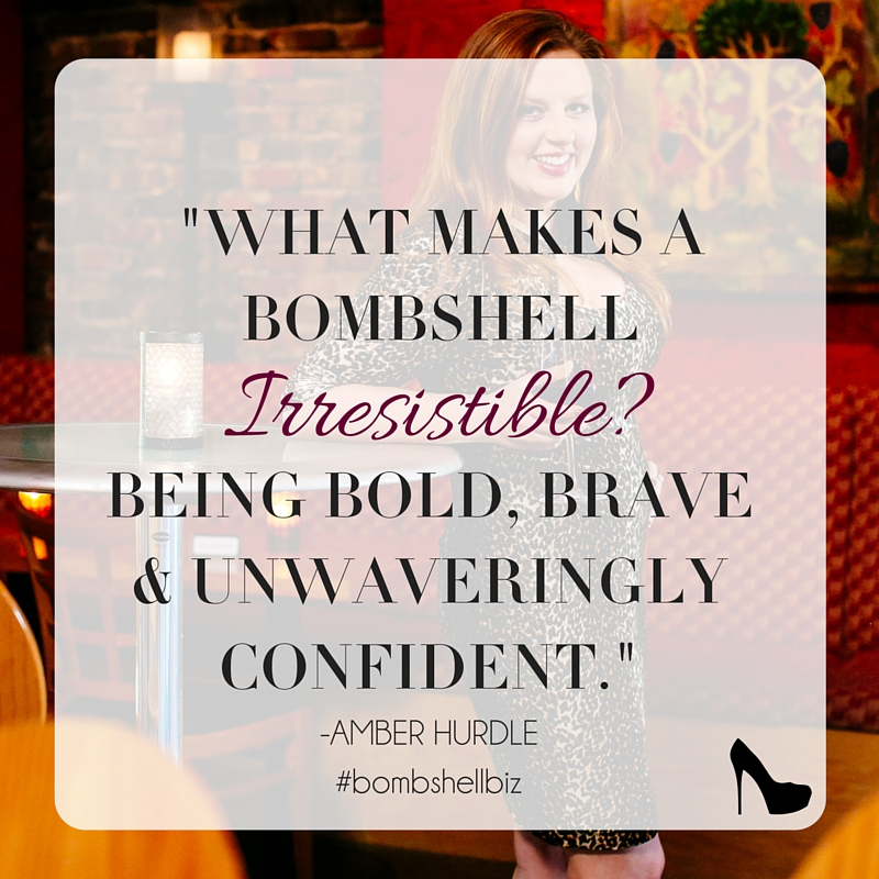 WHAT MAKES A BOMBSHELL