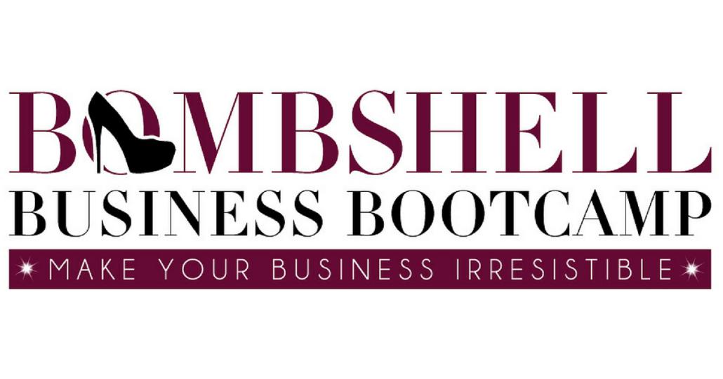 Bombshell Business Bootcamp Logo